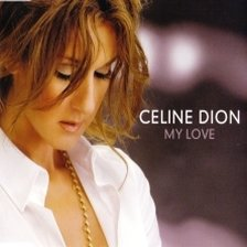 Ringtone Celine Dion - My Love (radio version) free download